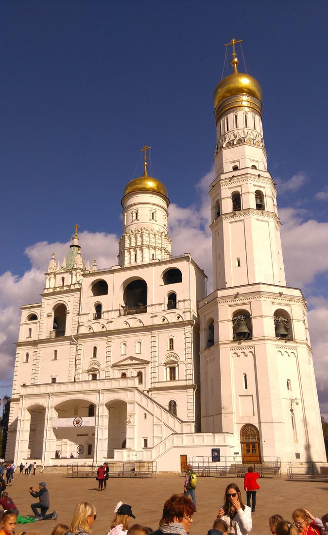 14 сентября 2019. Москва, Кремль.