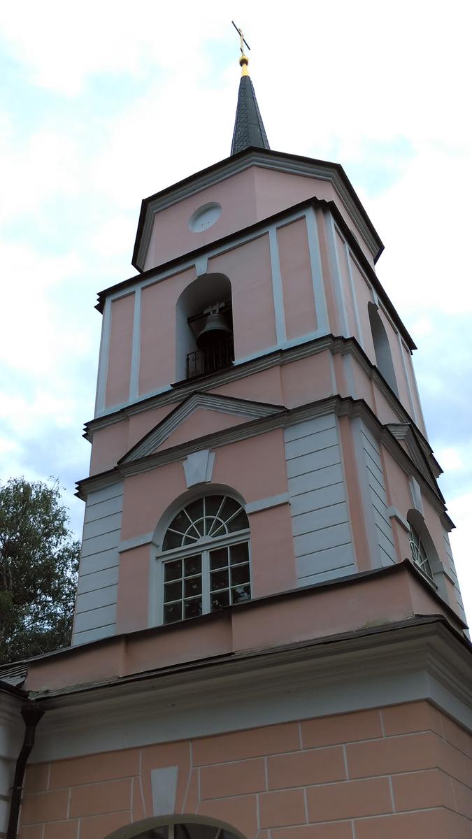 Храм Покрова Пресвятой Богородицы в Покровском-Глебове-Стрешневе