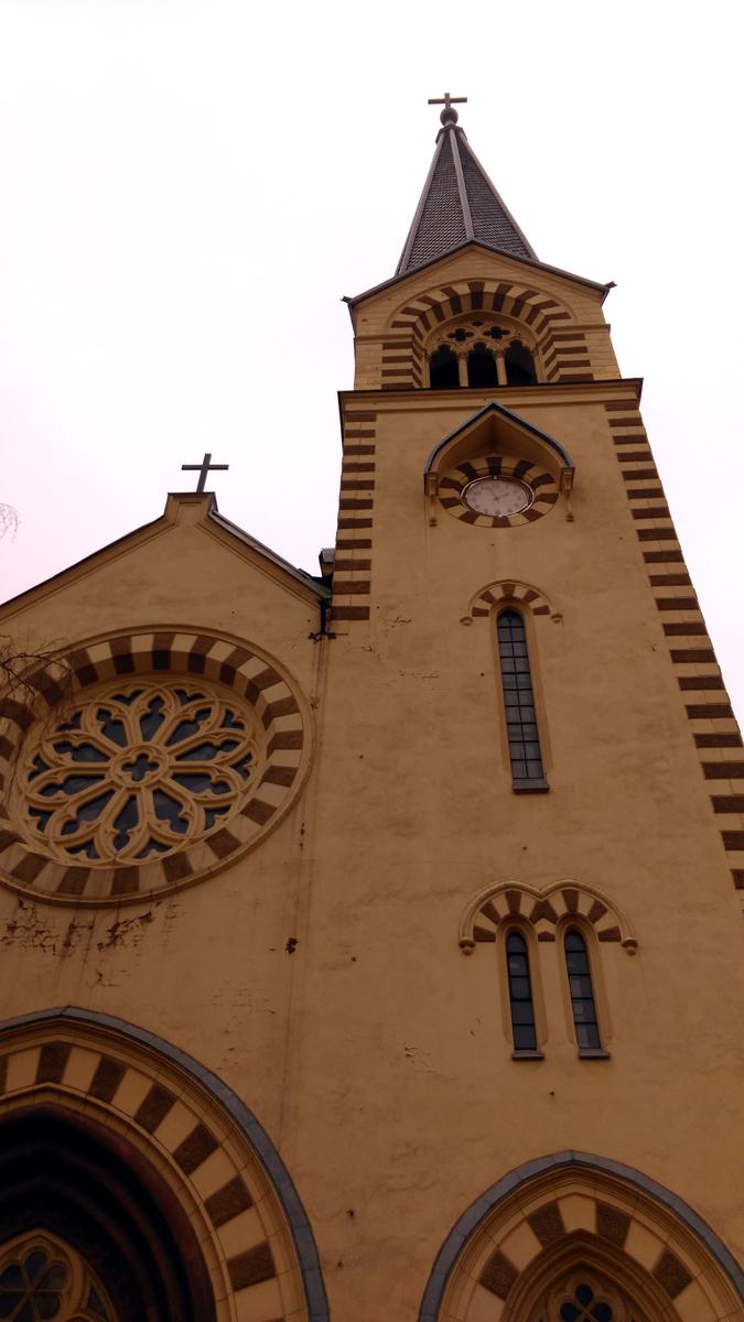 Евангелическо-лютеранский кафедральный собор святых апостолов Петра и Павла.