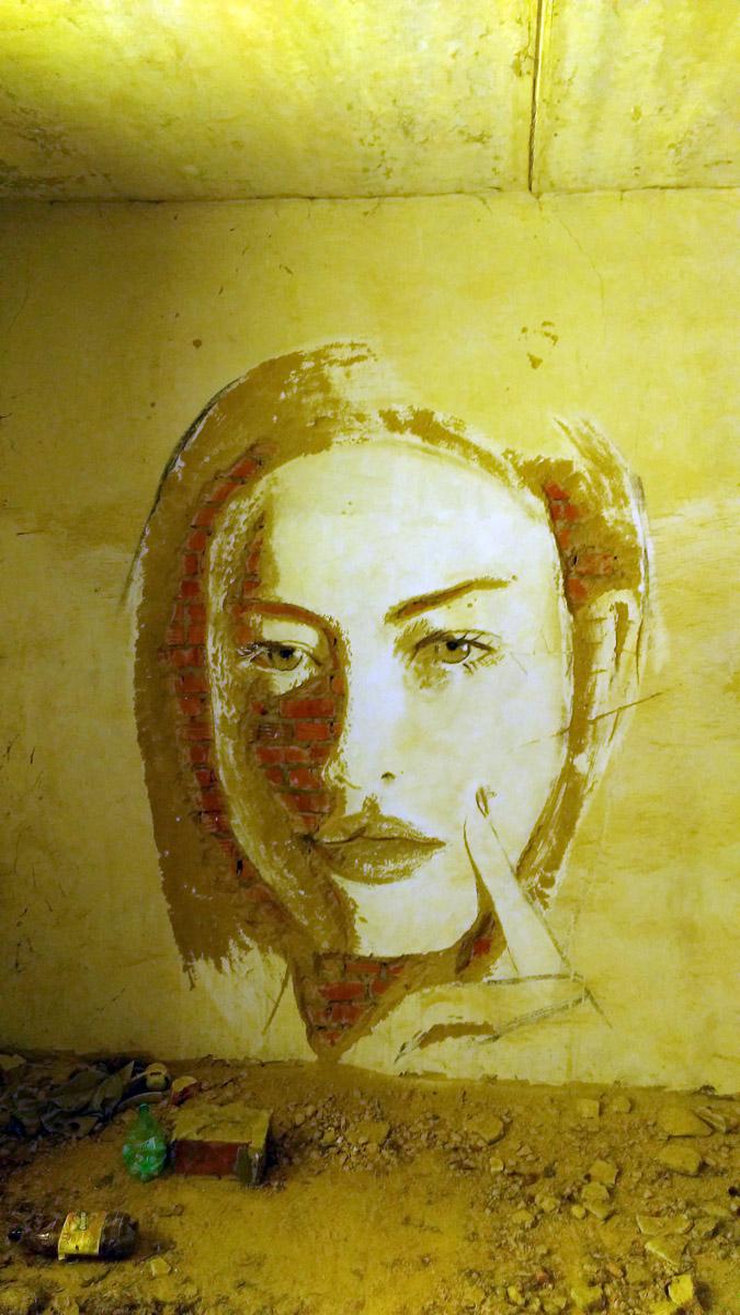 Этот портрет мне понравился больше всего.