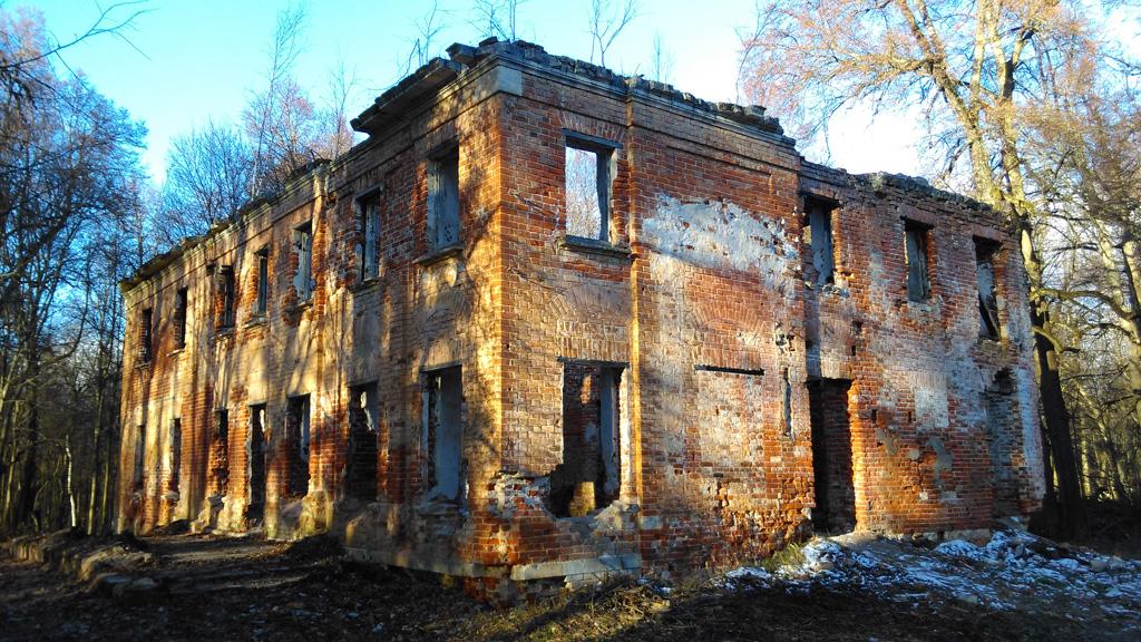 8 января 2018г.  Усадьба Верзилово в Ступинском районе Московской области