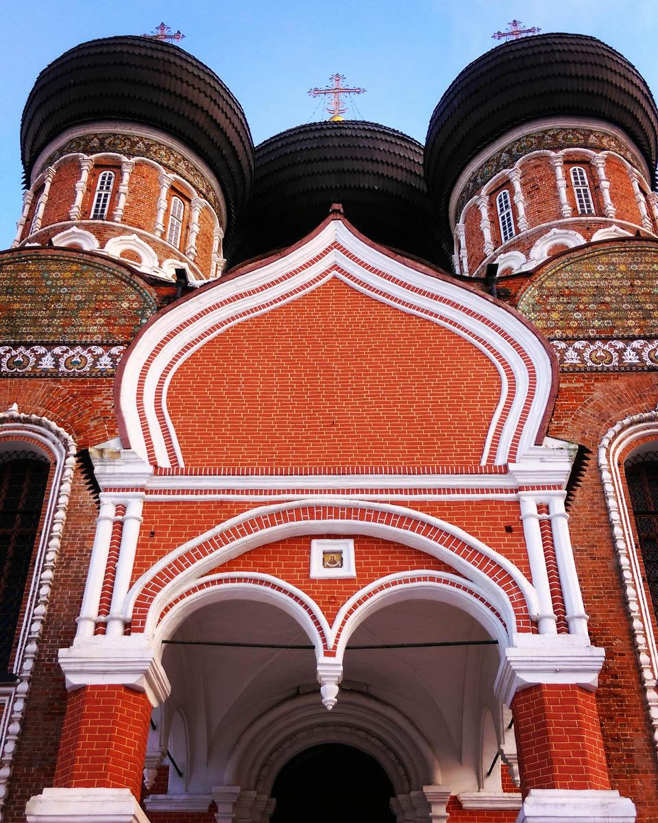 Собор Покрова Пресвятой Богородицы в Измайлове