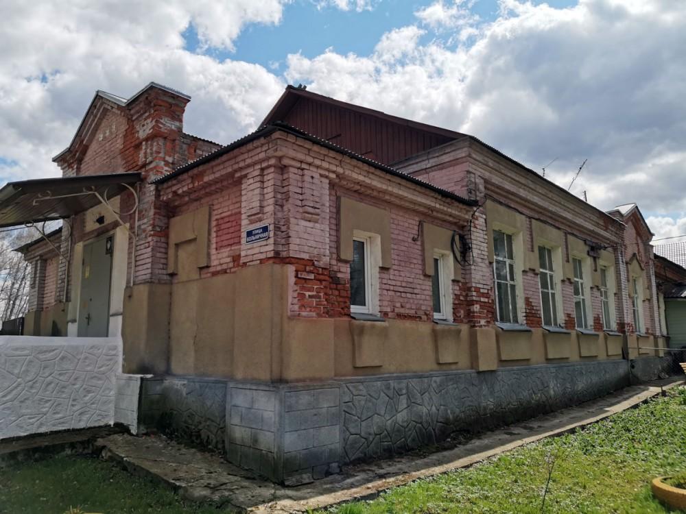 Липитинская амбулатория им. Дмитрия Ульянова