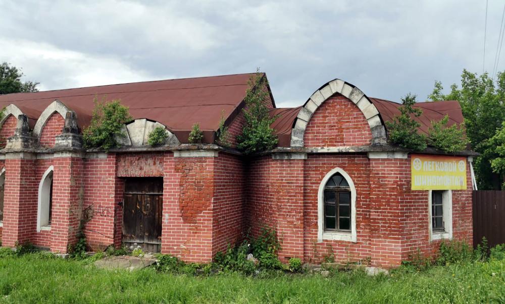 Прежде всего, это кузница усадьбы Семёновское-Отрада. Использовалось по назначению вплоть до 1960-х годов.