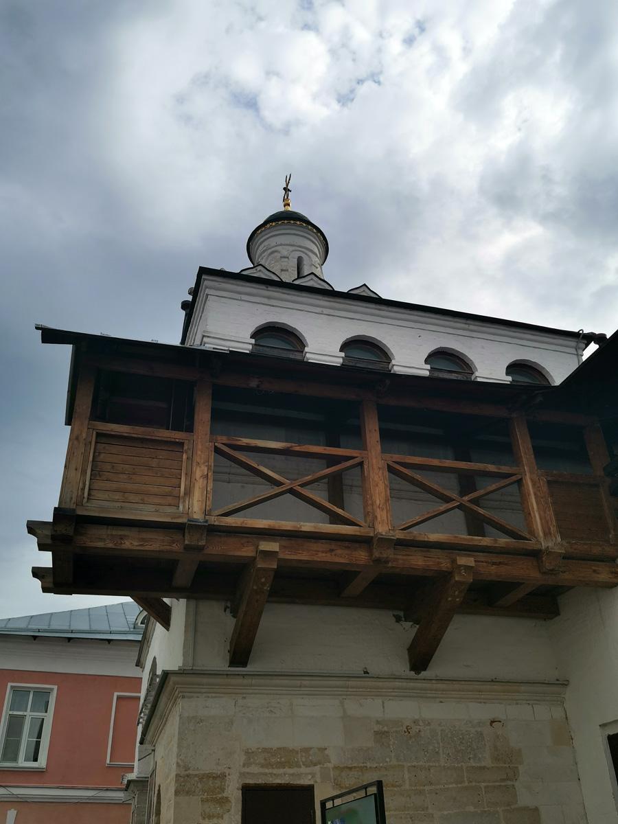 В нач. 2000-х отреставрирована в формах XVI в. и вновь освящена как Феодотиевская.