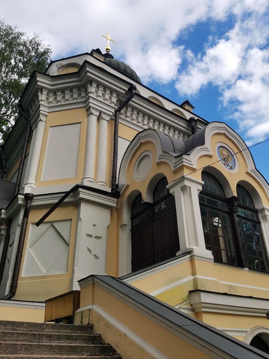 Церковь святого Николая Мирликийского