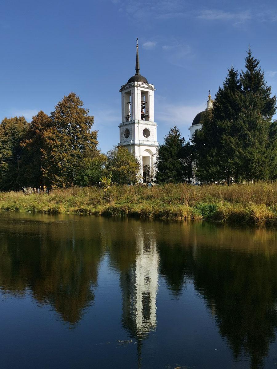Храм Покрова Пресвятой Богородицы. Деревня Буняково, 43.