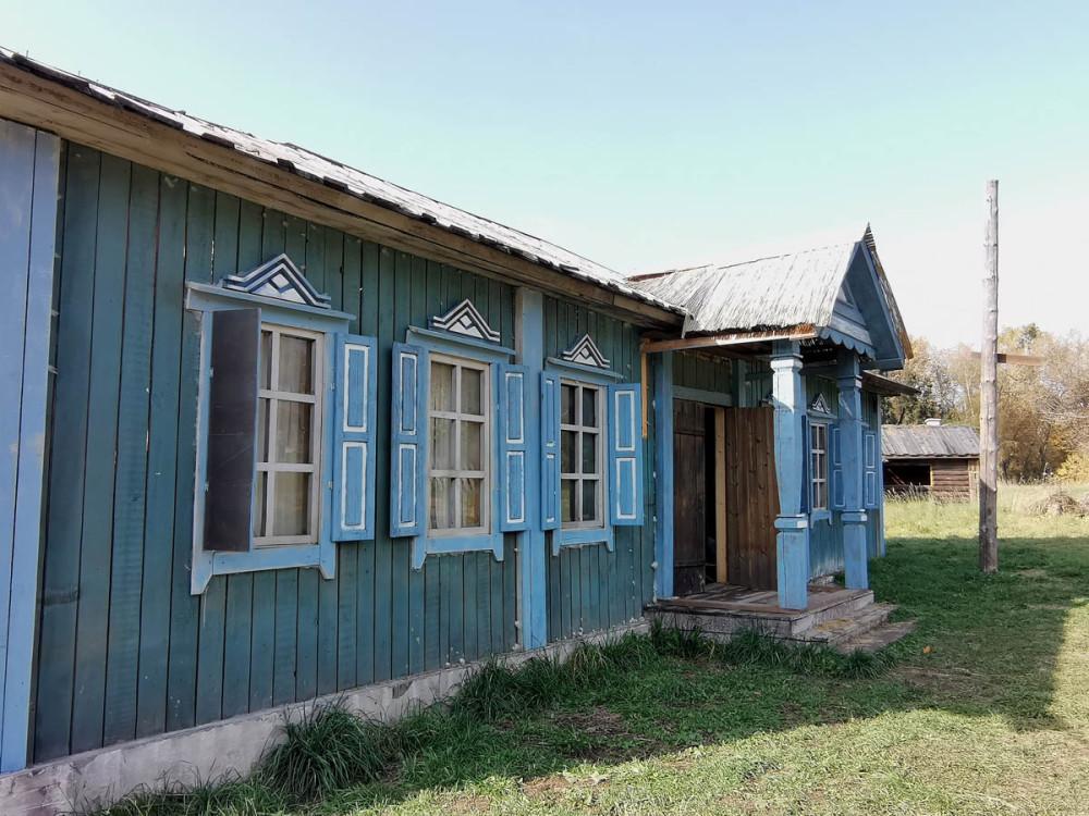 Деревенская пастораль... Московская область