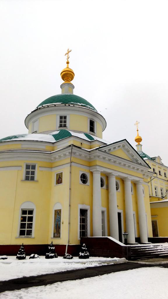Собор святой великомученицы Екатерины.