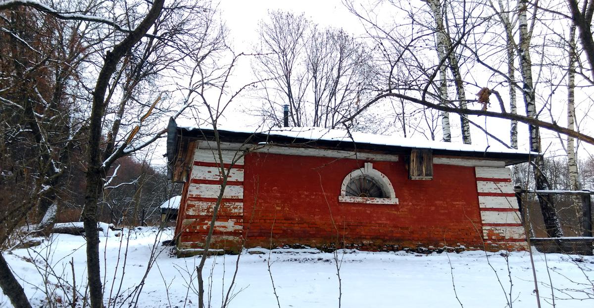 Архитектор предположительно В.П. Стасов.