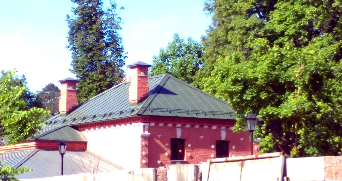 Служебные постройки усадьбы Тимохово (Салазкино)