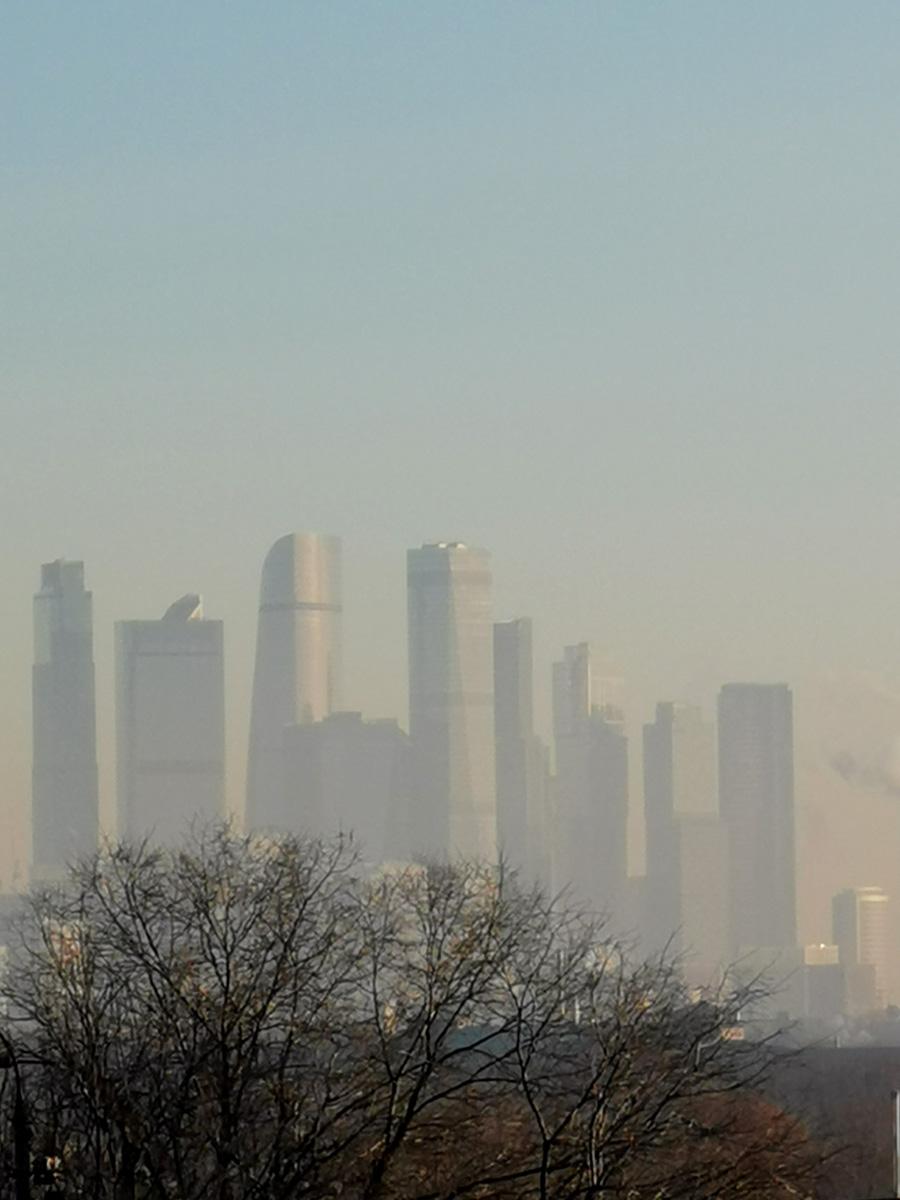 Без этого уже трудно представить панораму Москвы...