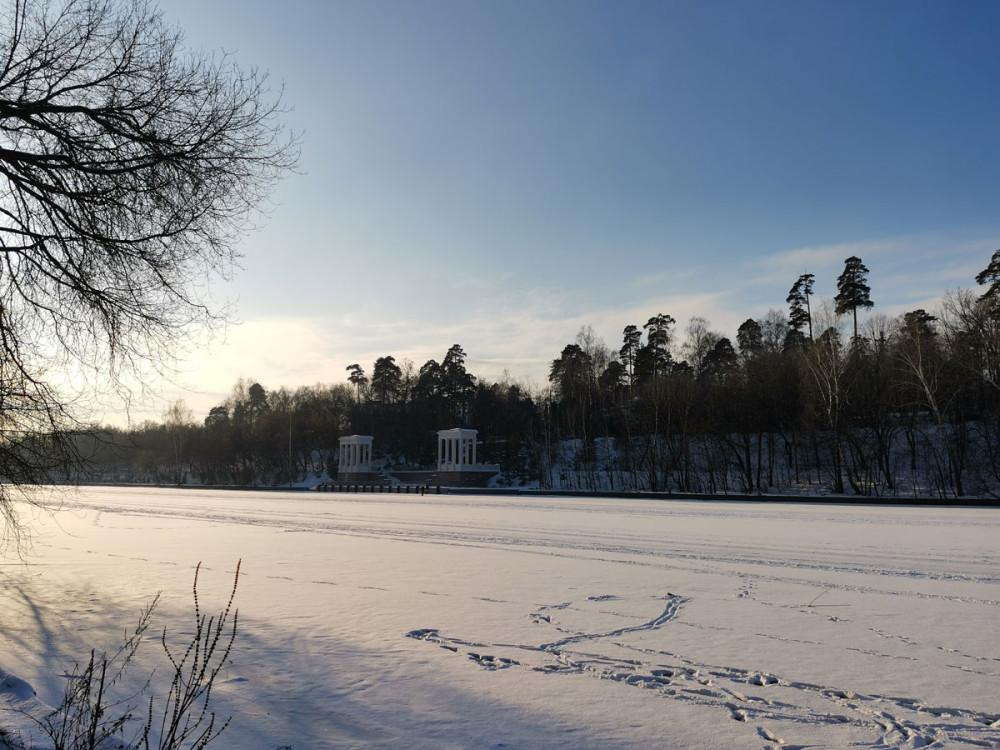 Пристань Серебряный Бор III
