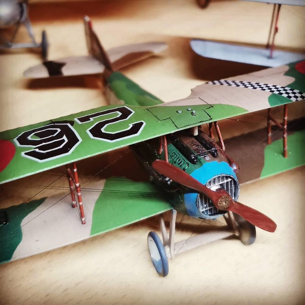 Осталось только фоткать модели самолетов и редактировать статьи написанные на профильных сайтах, для публикации в ЖЖ.