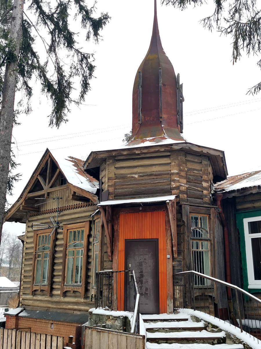 Московская область, Ногинск, Глухово, ул. Санаторная дом 18.