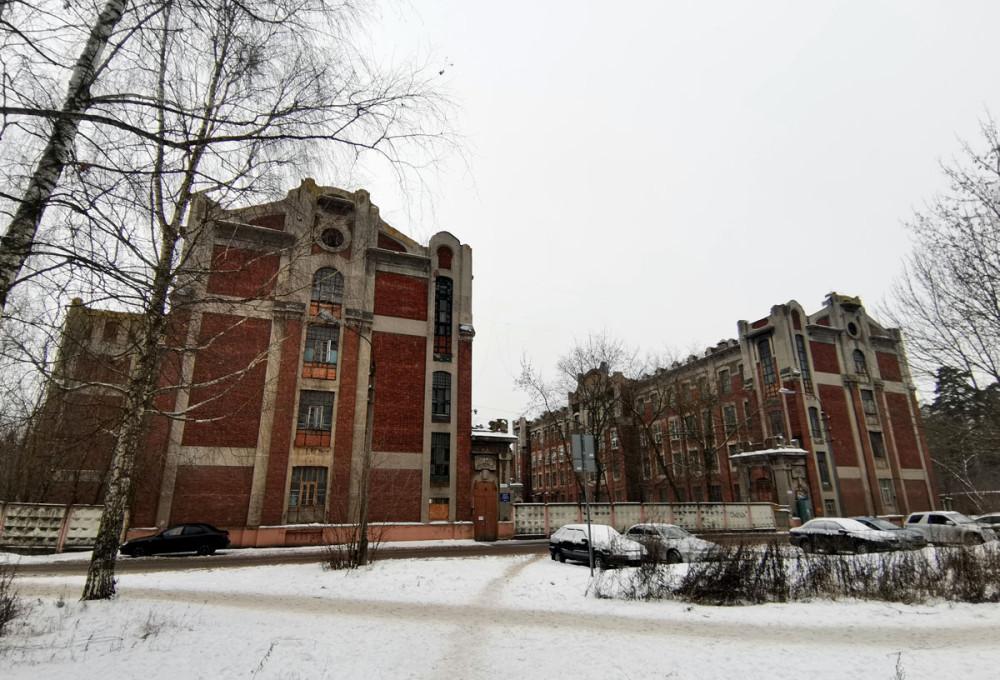 Дома для рабочих (Морозовские казармы)