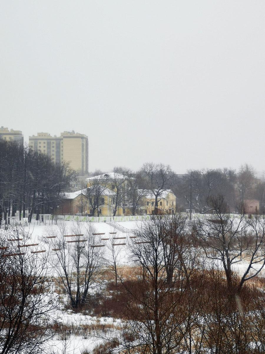 Усадьба Ивана Ивановича Лажечникова - Кривякино