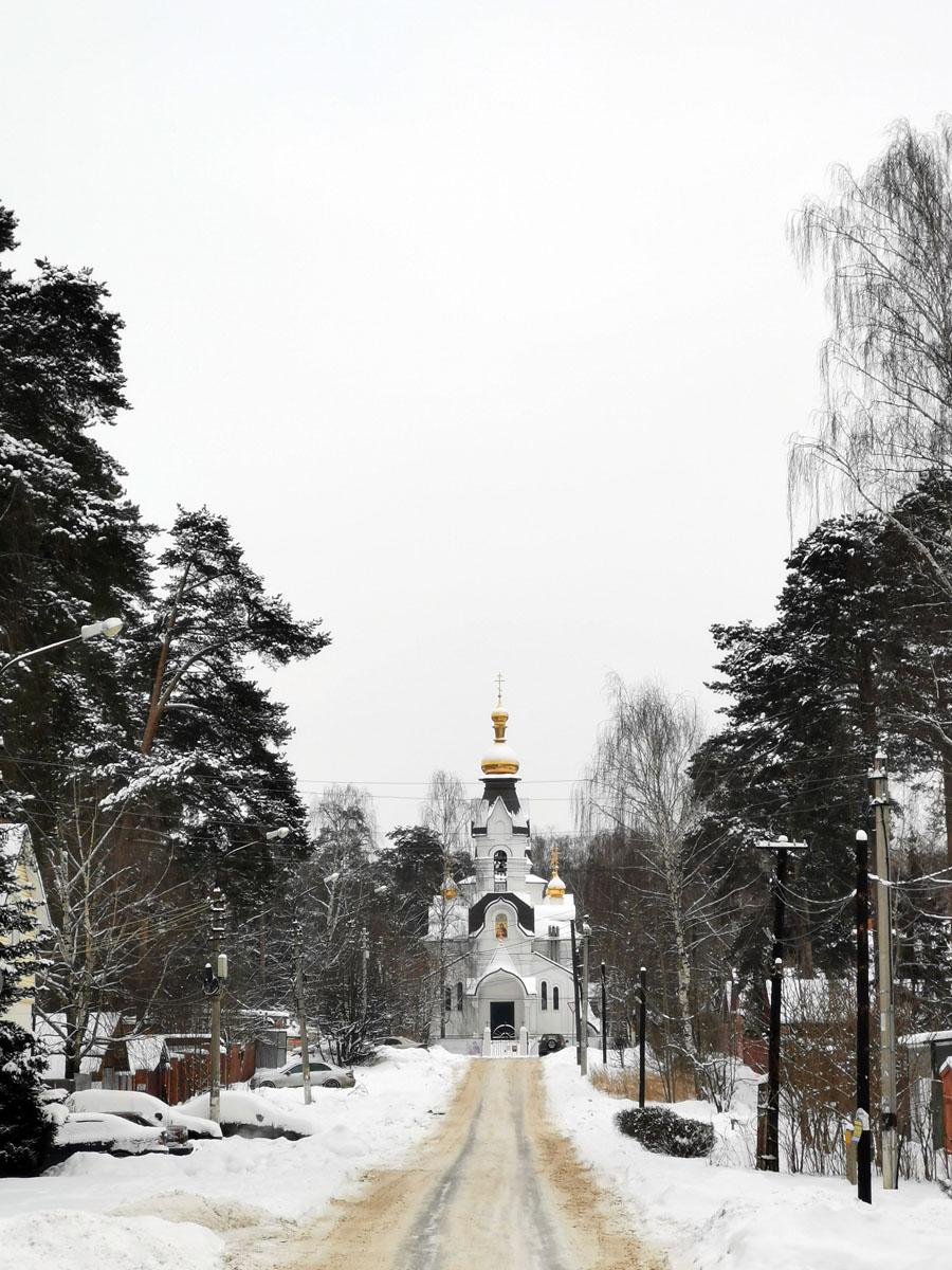 Церковь Гребневской иконы Божией Матери (Пушкино).