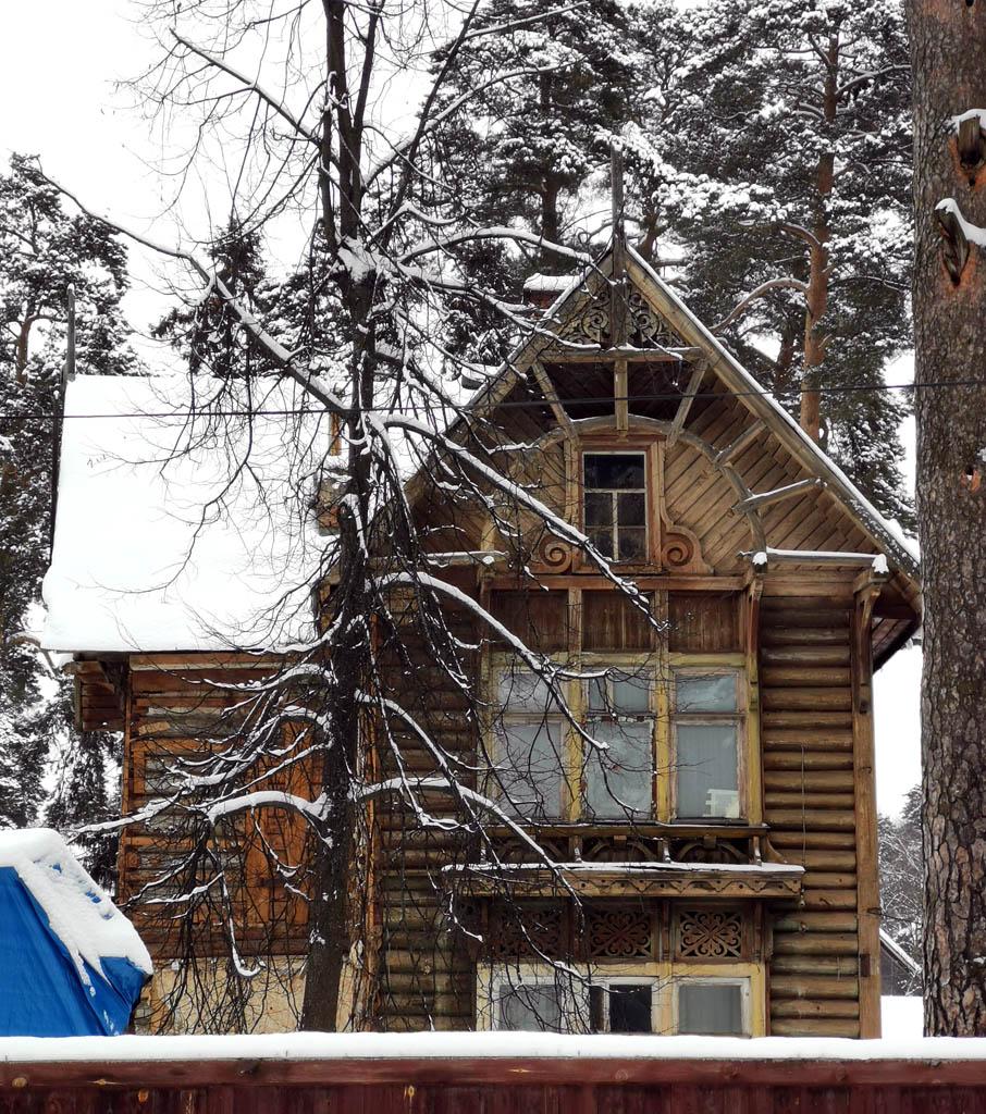 Дом помещика Александренко.