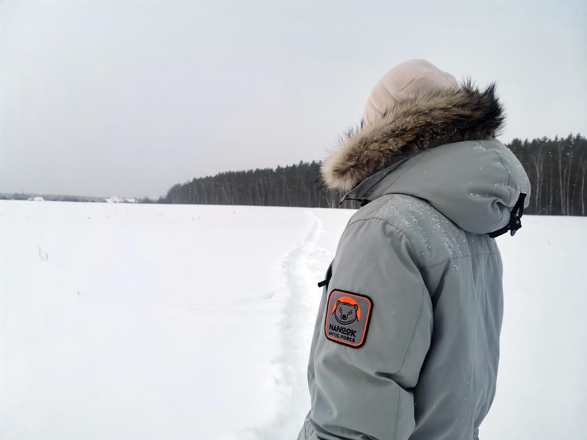Снежный и морозный февраль 2021-го.