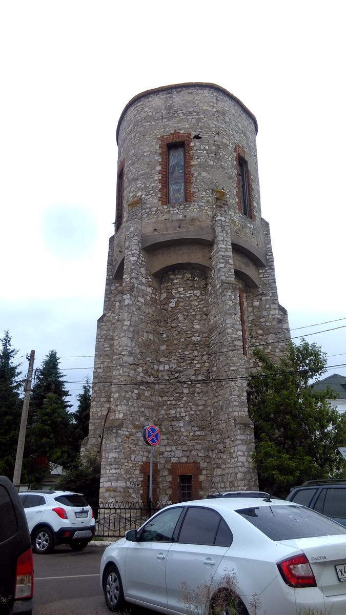 Ракурс: Башня. Просто, башня)))