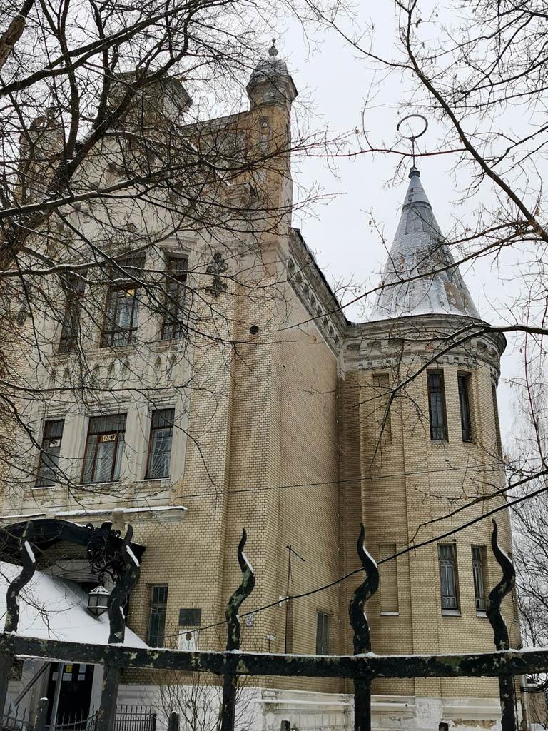 Егорьевский Хогвартс