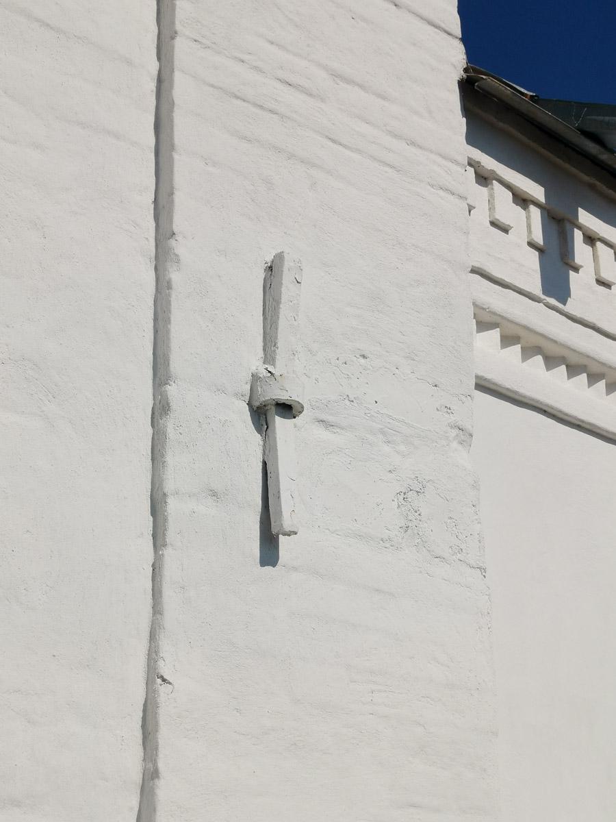 Элемент каркаса здания.