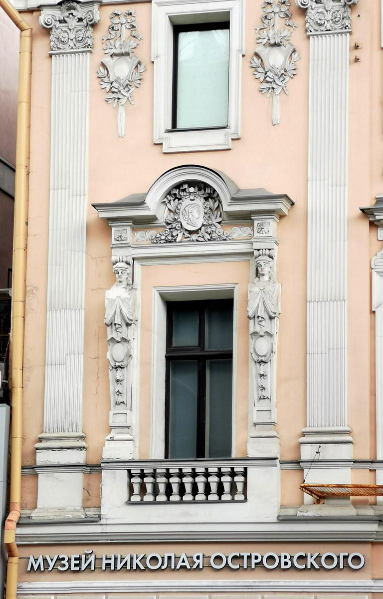 В начале 1870 г. дом приобретает подрядчик Малкиель, занимающийся поставками обуви для российской армии. Дом переделывается по новой моде архитектором Августом Егоровичем Вебером в 1874 г.: снимаются классический портик и колонны, почти полностью изменяется фасад.