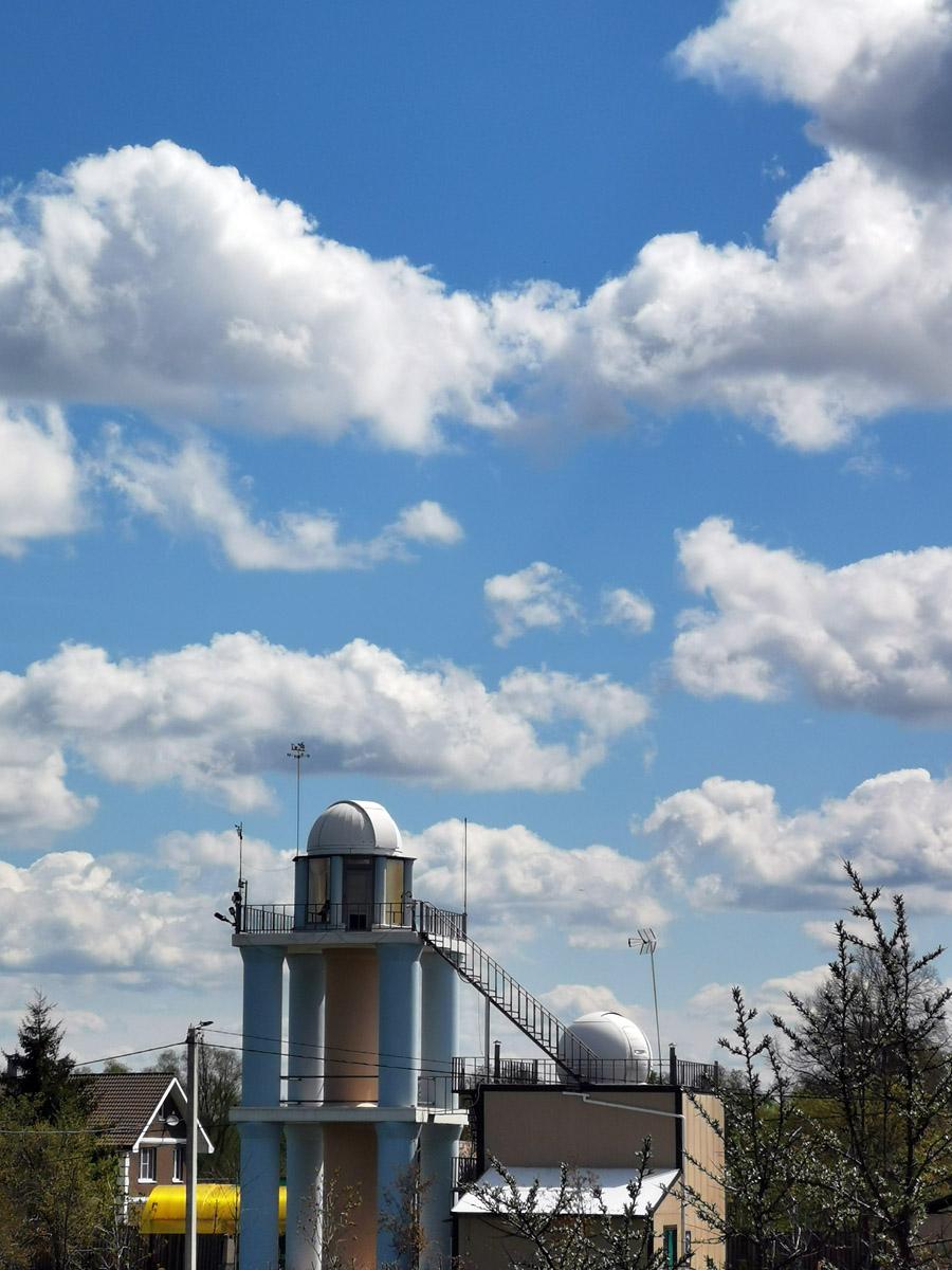 Астрономическая обсерватория НЦ Ка-Дар