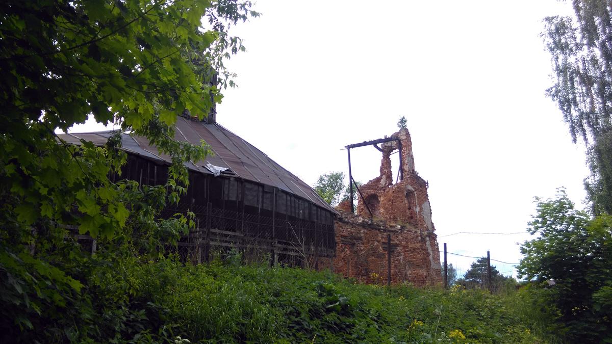 Церковь Богоявления Господня в Баскачах