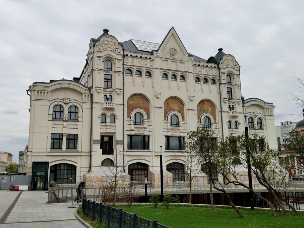 Новая пл., 3/4. Политехнический музей.