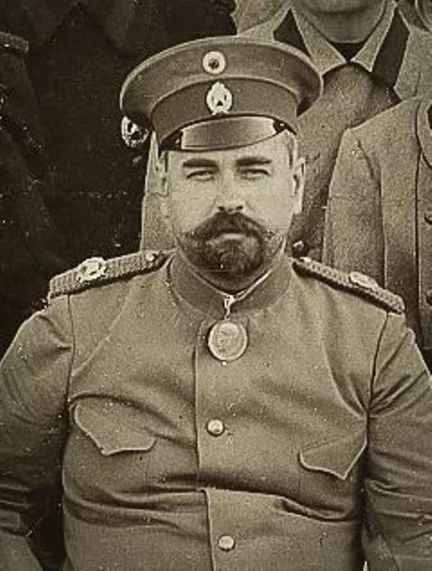 Фабрикант и меценат Михаил Фёдорович Щербаков. 1871 — 1936гг.