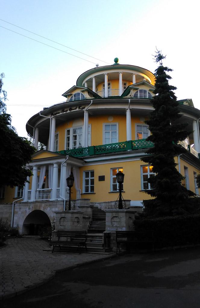 Дача Орлова («Голубятня») — памятник архитектуры (Москва)