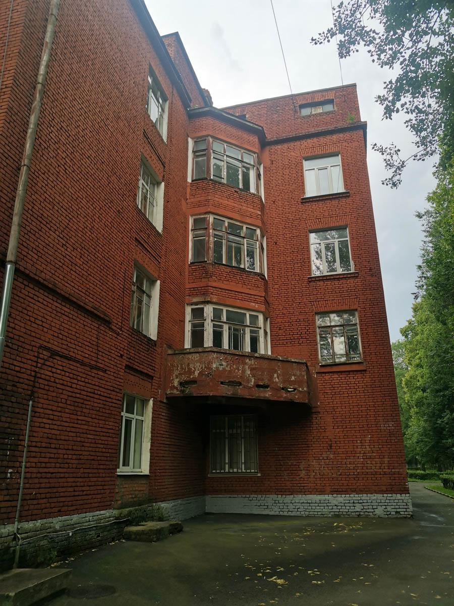 Стильные эркеры и балкон