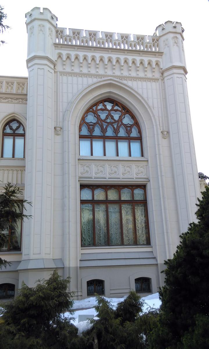 1893—1898гг. Особняк З. Г. Морозовой (С. Т. Морозова)
