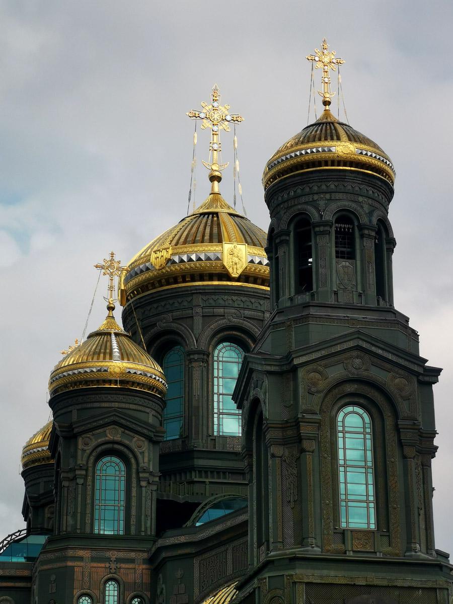 Что касается Храма, то мои впечатления можно охарактеризовать, как ШОК и ТРЕПЕТ.