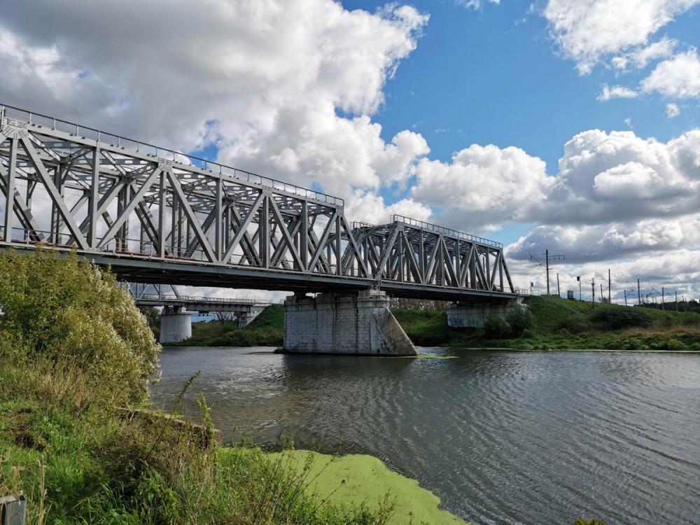 Мосты через реку Пахру.