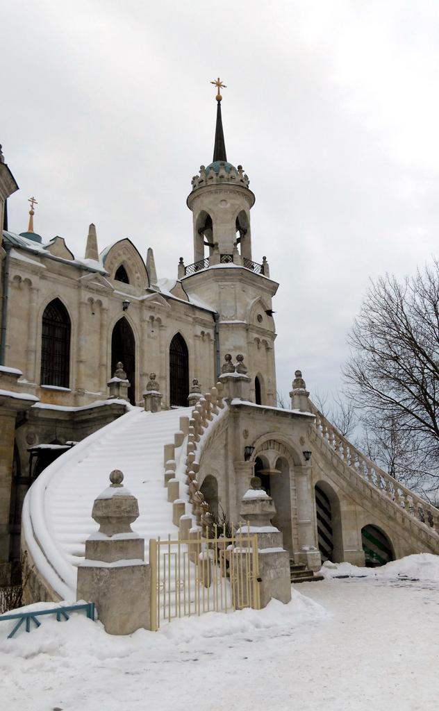 Церковь Владимирской иконы Божией Матери  и Усадьба Быково