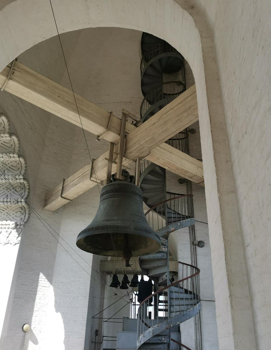 Рогожская слобода, Храм-колокольня Воскресения Христова