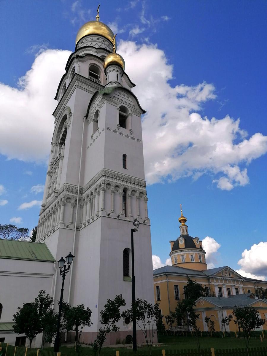 В завершении поста фото Храма-колокольни Воскресения Христова. Подробнее по ссылкам.