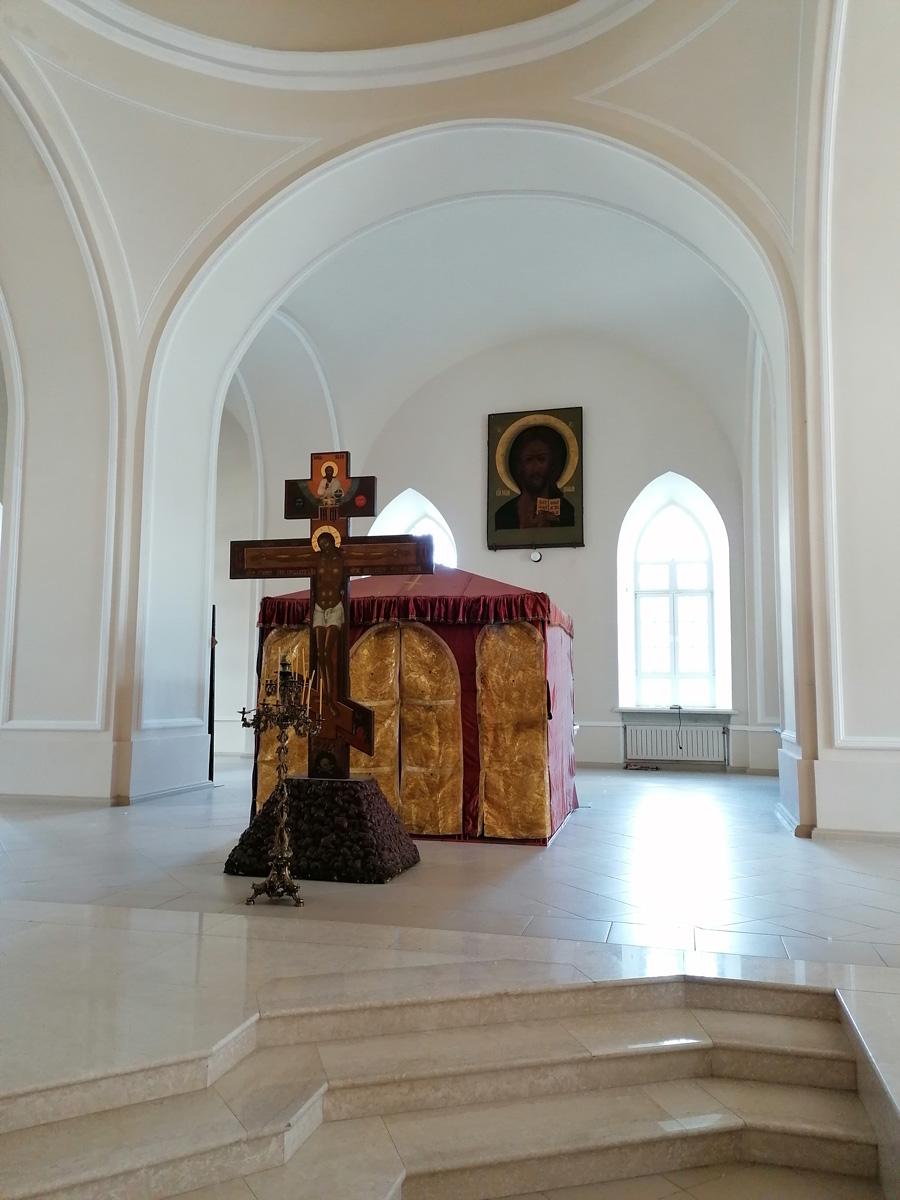 Походная церковь