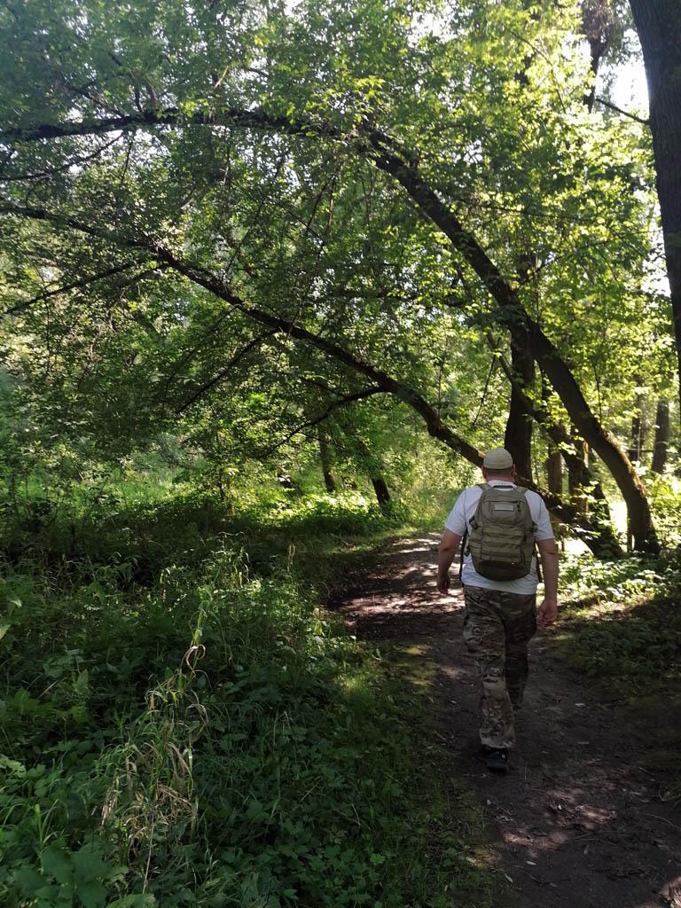 В этом месте Рожайка протекает через село Никитское. Это древнейшее село расположено между с .Битягово и д. Авдотьино.