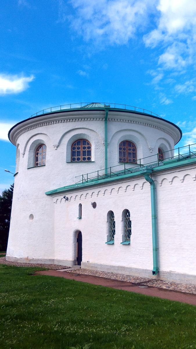23 июля 2018. г. Пушкин (Царское Село). Ратная палата.