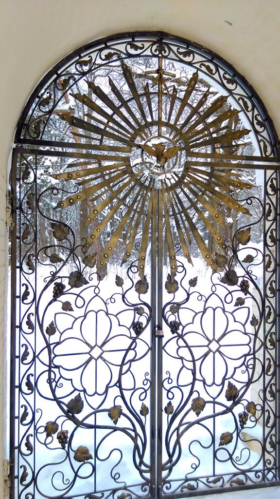 Солнечные ворота Звонницы.
