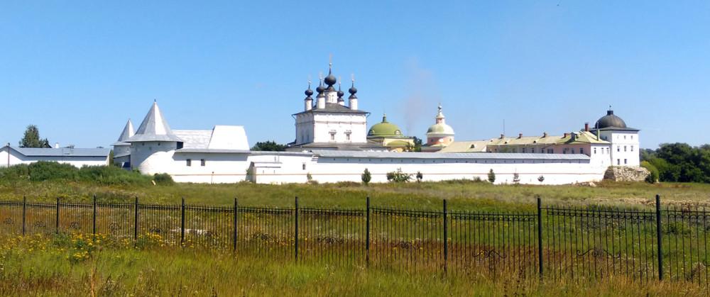 Свято-Троицкий Белопесоцкий женский монастырь (Ступино)