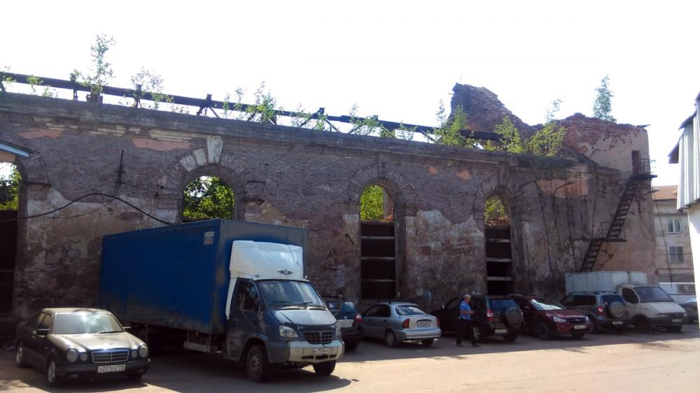 Храм пострадал во время Советско-финской войны в 1940 году. В послевоенное время в нём размещался заводской цех.  В 1987 году здание сгорело .