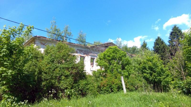 Вид главного дома с противоположенной стороны.