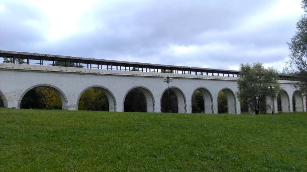 Ростокинский акведук «Миллионный мост»