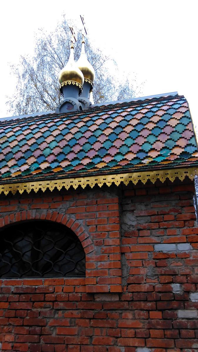 В 2007 году началась реставрация часовни. В настоящее время воссозданы три позолоченные главы с крестами, подзоры, кирпичная кладка, керамический лемех ручного производства.