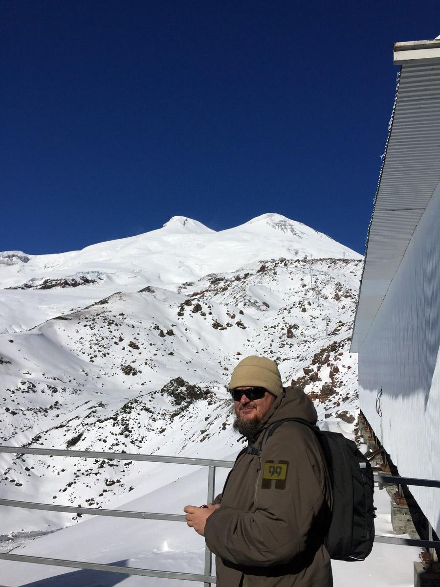 """От """"Кругозора"""" до следующей станции """"Мир"""" расположенной на высоте 3460 м."""